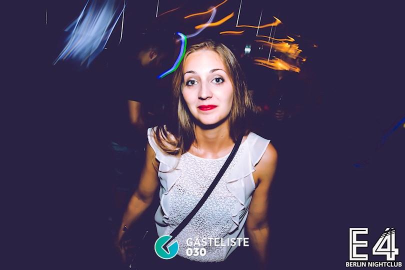 Partyfoto #24 E4 Berlin vom 26.08.2016