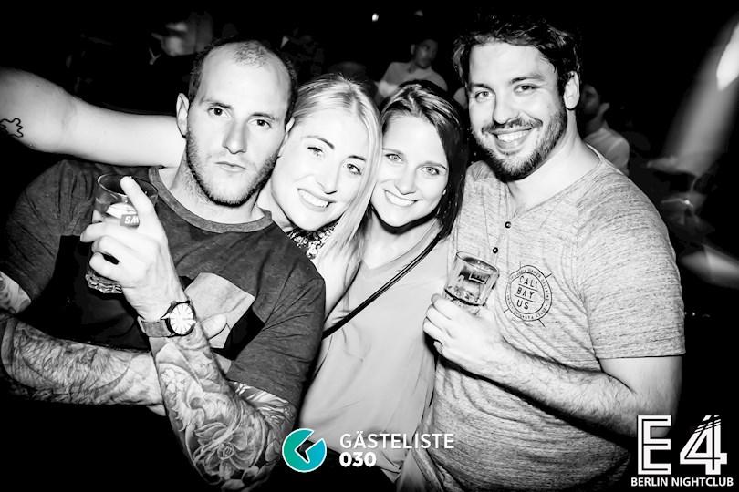 Partyfoto #12 E4 Berlin vom 26.08.2016