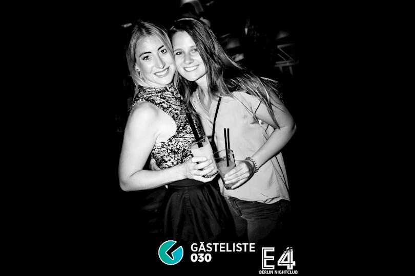 Partyfoto #38 E4 Berlin vom 26.08.2016