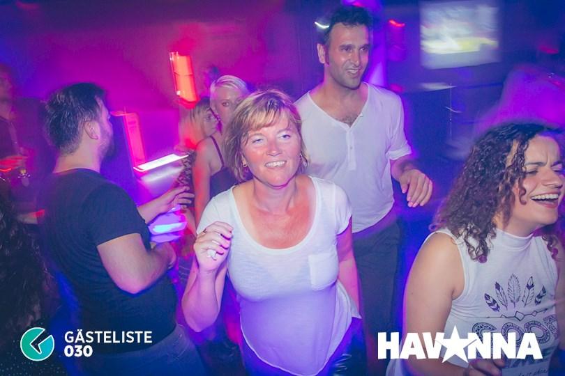 Partyfoto #47 Havanna Berlin vom 27.08.2016
