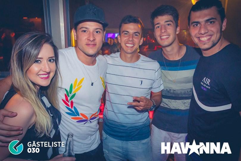 Partyfoto #60 Havanna Berlin vom 27.08.2016