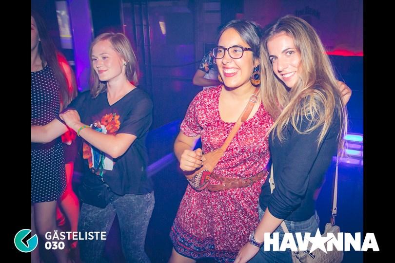 Partyfoto #41 Havanna Berlin vom 27.08.2016
