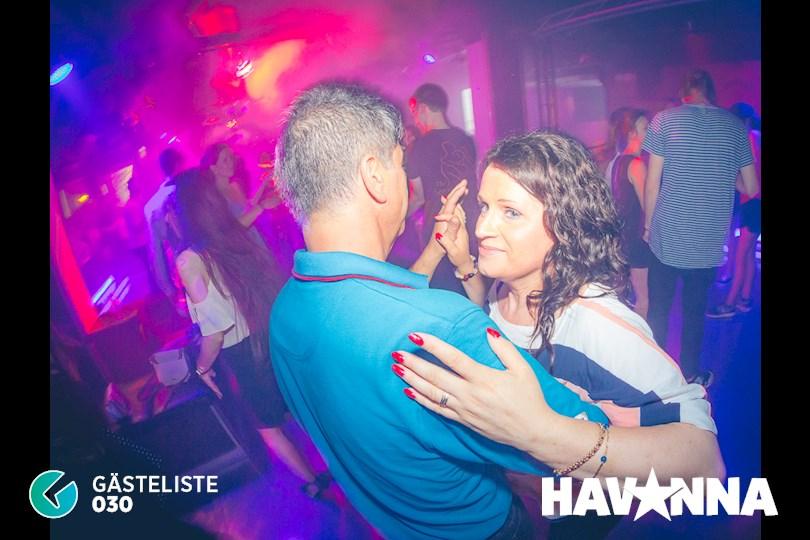Partyfoto #76 Havanna Berlin vom 27.08.2016
