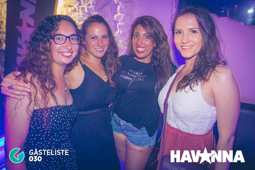Partyfoto #46 Havanna Berlin vom 27.08.2016