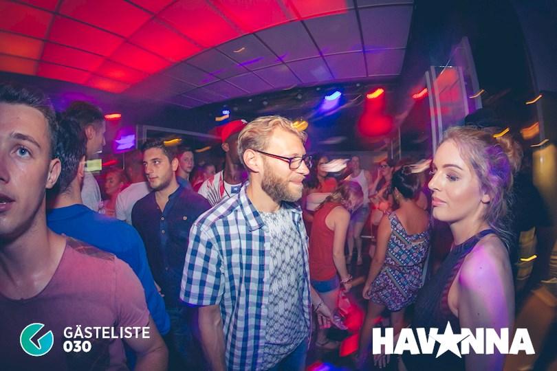 Partyfoto #64 Havanna Berlin vom 27.08.2016