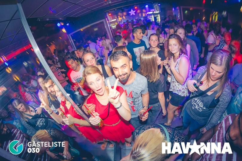Partyfoto #57 Havanna Berlin vom 27.08.2016