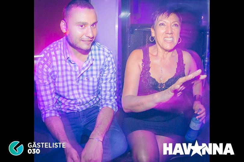 Partyfoto #79 Havanna Berlin vom 27.08.2016