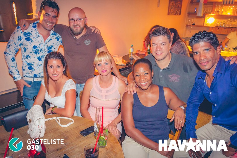 Partyfoto #5 Havanna Berlin vom 27.08.2016