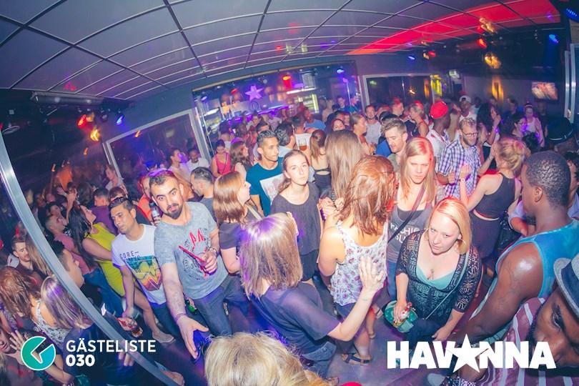 Partyfoto #62 Havanna Berlin vom 27.08.2016