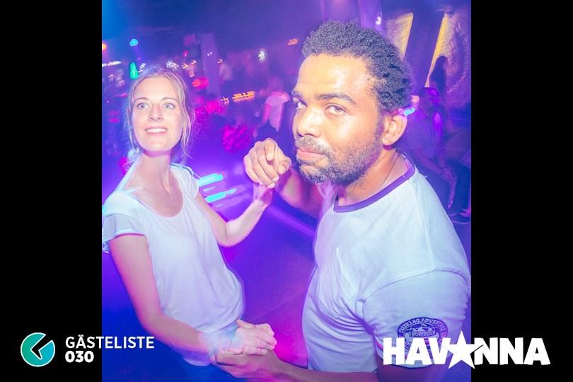 Partyfoto #78 Havanna Berlin vom 27.08.2016