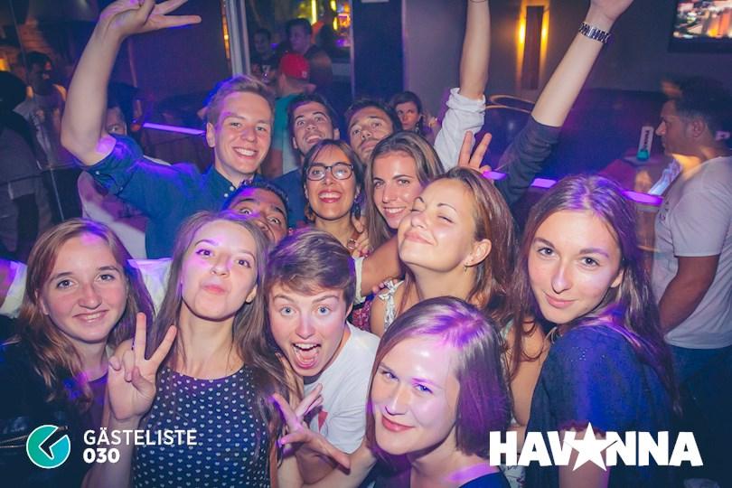 Partyfoto #21 Havanna Berlin vom 27.08.2016