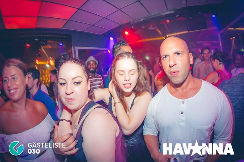 Partyfoto #67 Havanna Berlin vom 27.08.2016