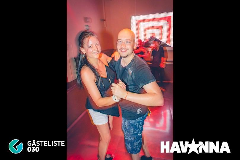Partyfoto #3 Havanna Berlin vom 27.08.2016