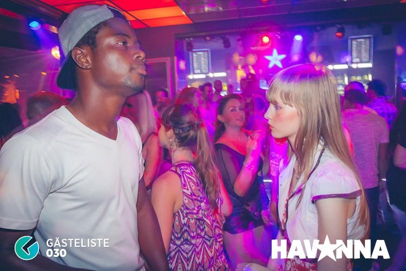 Partyfoto #9 Havanna Berlin vom 27.08.2016
