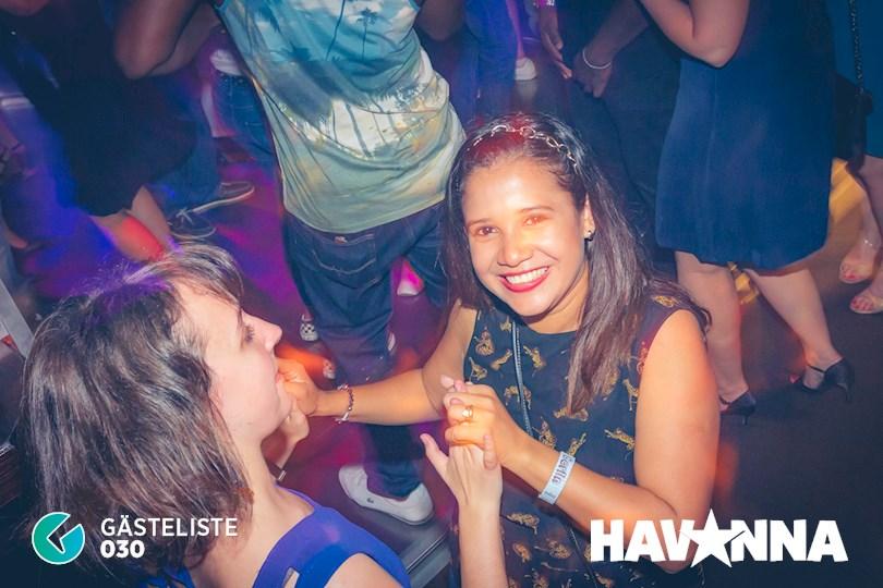 Partyfoto #59 Havanna Berlin vom 27.08.2016
