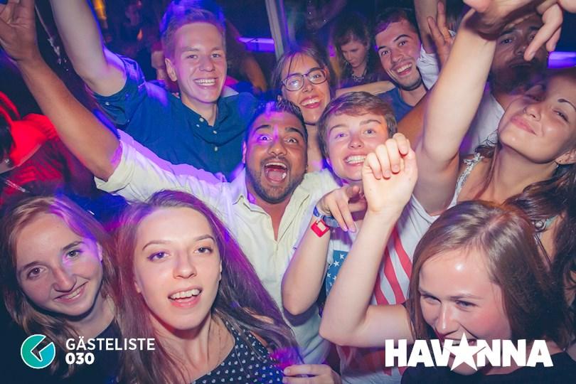 Partyfoto #29 Havanna Berlin vom 27.08.2016