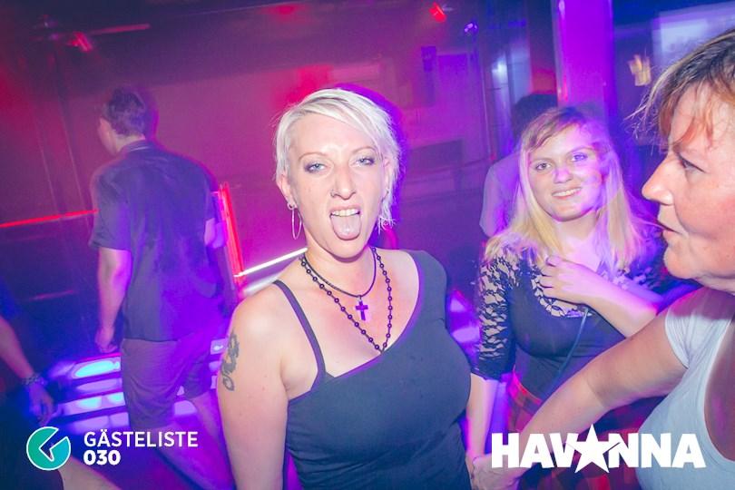 Partyfoto #48 Havanna Berlin vom 27.08.2016