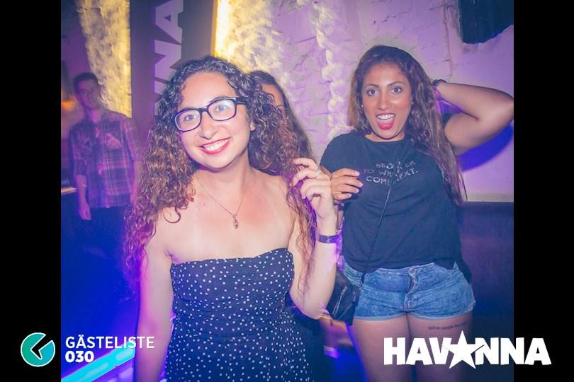 Partyfoto #45 Havanna Berlin vom 27.08.2016