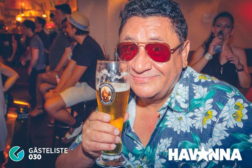 Partyfoto #58 Havanna Berlin vom 27.08.2016