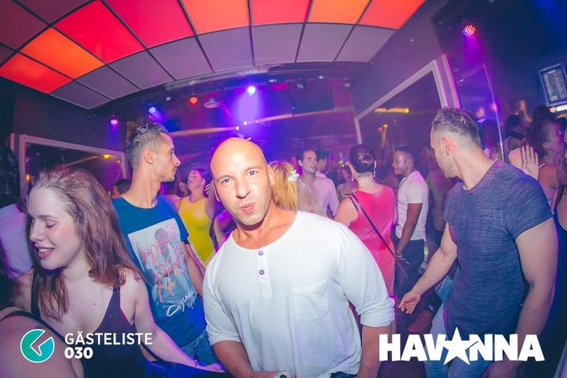 Partyfoto #75 Havanna Berlin vom 27.08.2016
