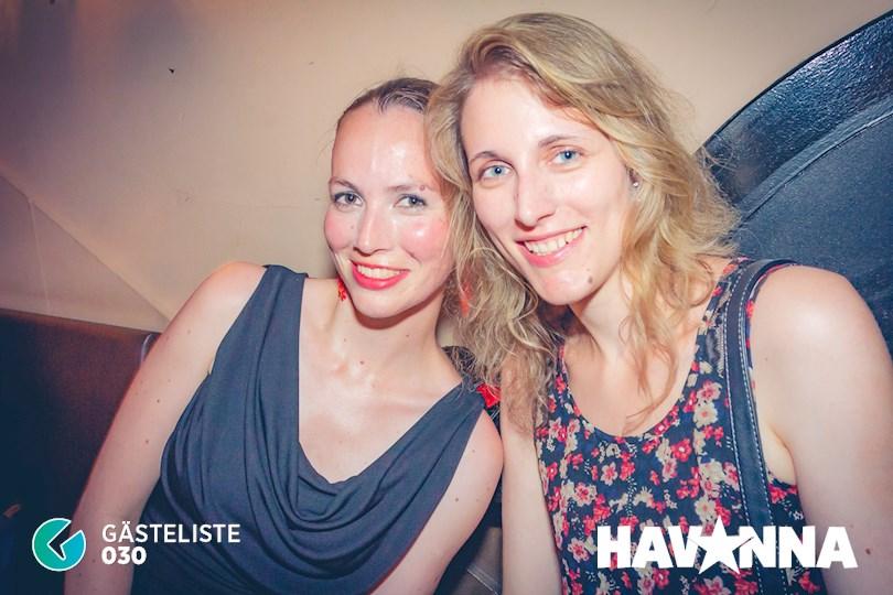 Partyfoto #8 Havanna Berlin vom 27.08.2016