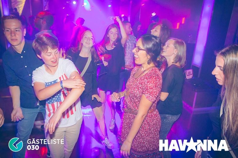 Partyfoto #43 Havanna Berlin vom 27.08.2016