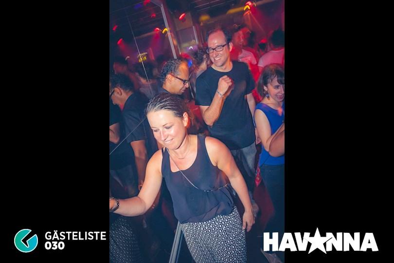 Partyfoto #31 Havanna Berlin vom 27.08.2016