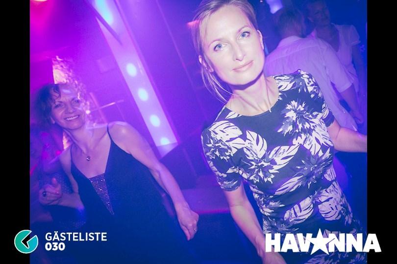 Partyfoto #18 Havanna Berlin vom 27.08.2016