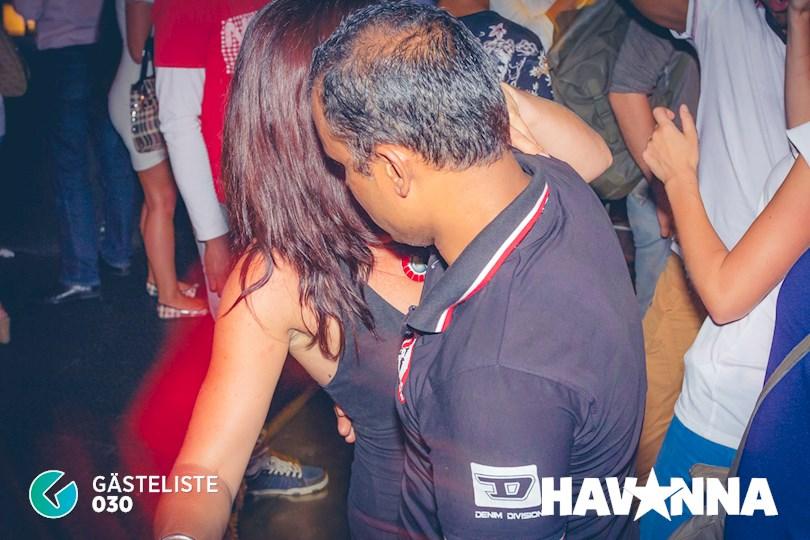 Partyfoto #55 Havanna Berlin vom 27.08.2016