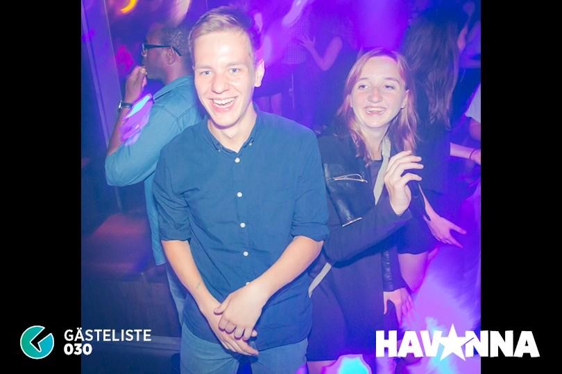 Partyfoto #36 Havanna Berlin vom 27.08.2016