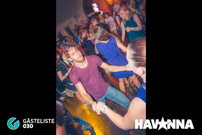 Partyfoto #52 Havanna Berlin vom 27.08.2016