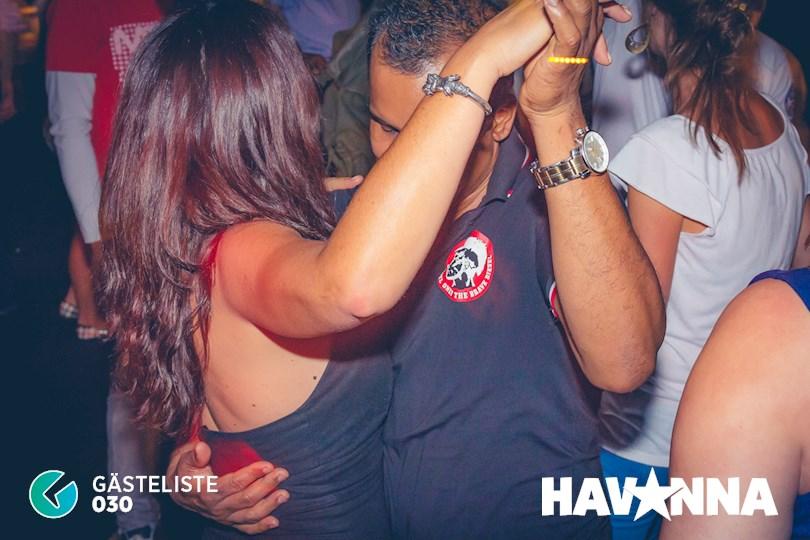 Partyfoto #54 Havanna Berlin vom 27.08.2016