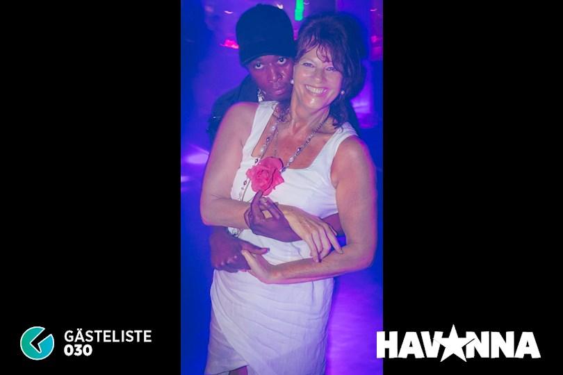 Partyfoto #20 Havanna Berlin vom 27.08.2016