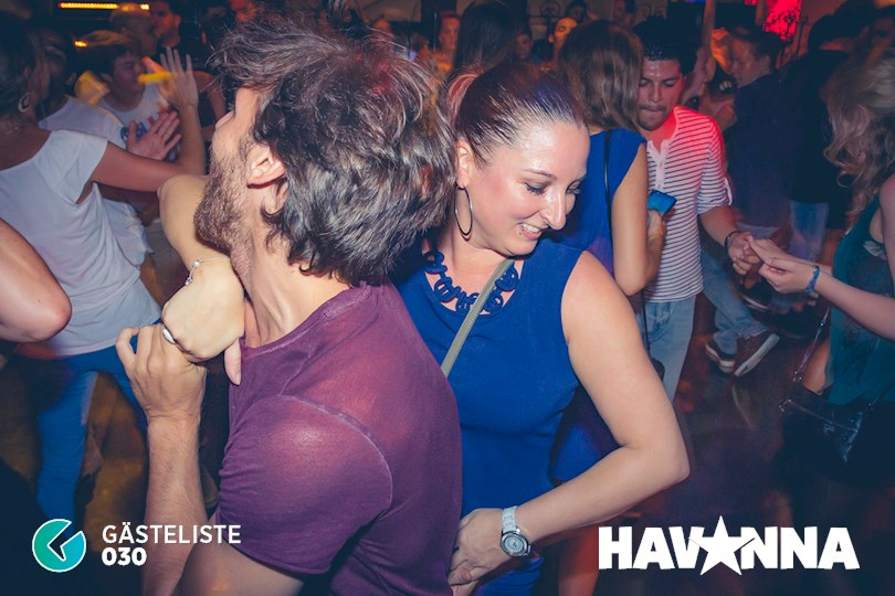 Partyfoto #56 Havanna Berlin vom 27.08.2016