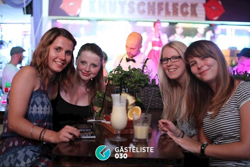 https://www.gaesteliste030.de/Partyfoto #12 Knutschfleck Berlin vom 12.08.2016