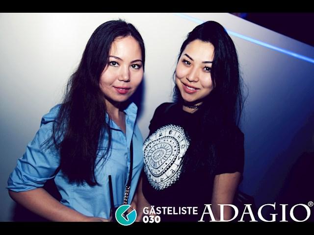 Partypics Adagio 12.08.2016 Ladylike! white night (we know what girls want)