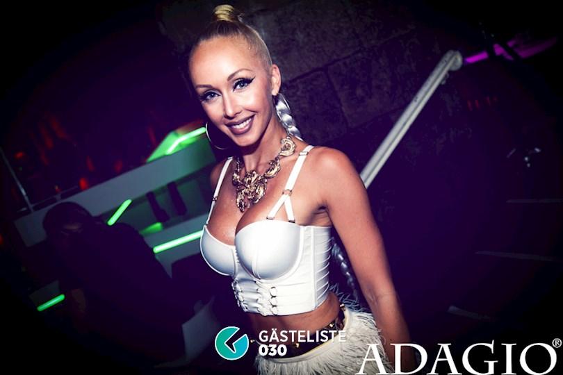 Beliebtes Partyfoto #8 aus dem Adagio Club Berlin