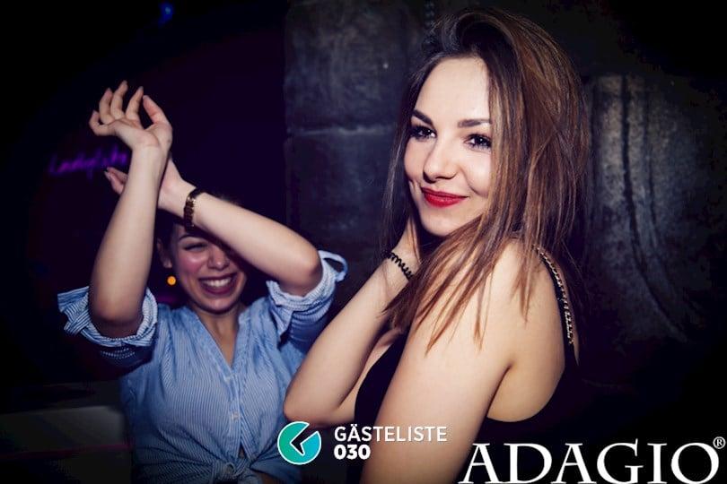 Beliebtes Partyfoto #4 aus dem Adagio Club Berlin