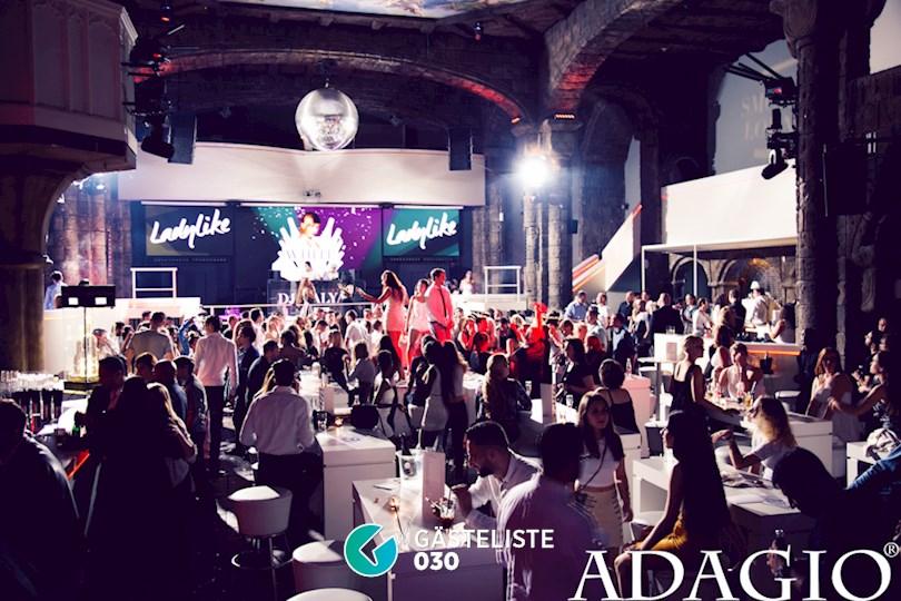 Beliebtes Partyfoto #7 aus dem Adagio Club Berlin