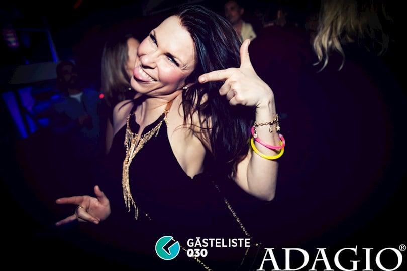 Beliebtes Partyfoto #2 aus dem Adagio Club Berlin