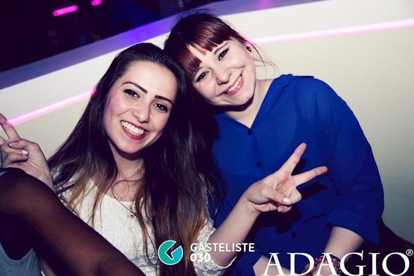 Beliebtes Partyfoto #6 aus dem Adagio Club Berlin