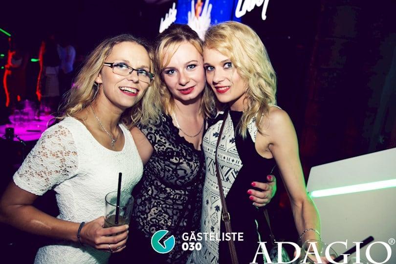 https://www.gaesteliste030.de/Partyfoto #40 Adagio Berlin vom 12.08.2016