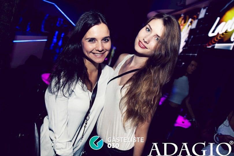 Beliebtes Partyfoto #5 aus dem Adagio Club Berlin