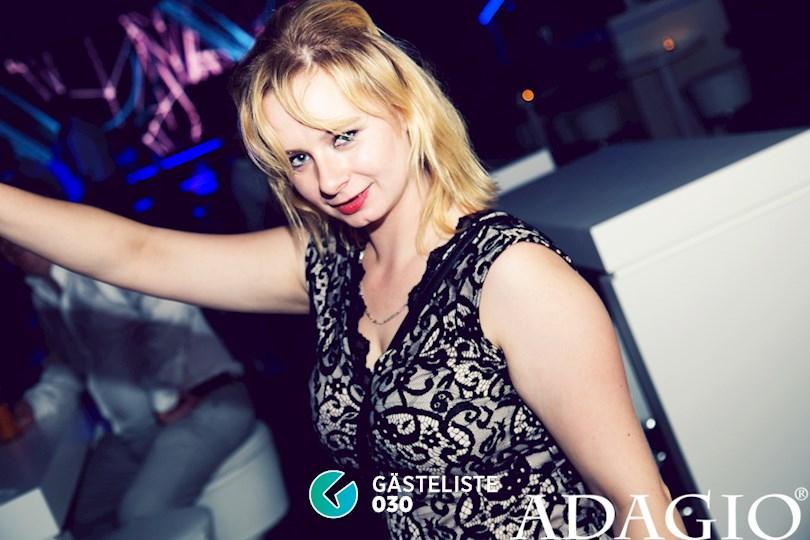 Beliebtes Partyfoto #3 aus dem Adagio Club Berlin