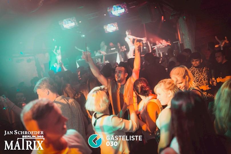 Partyfoto #35 Matrix Berlin vom 27.08.2016