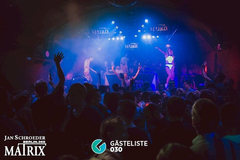 Partyfoto #22 Matrix Berlin vom 27.08.2016