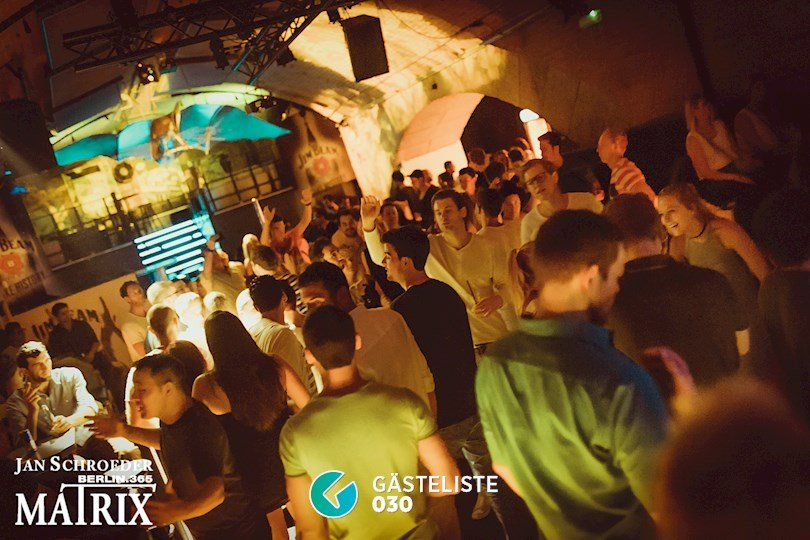 Partyfoto #176 Matrix Berlin vom 27.08.2016