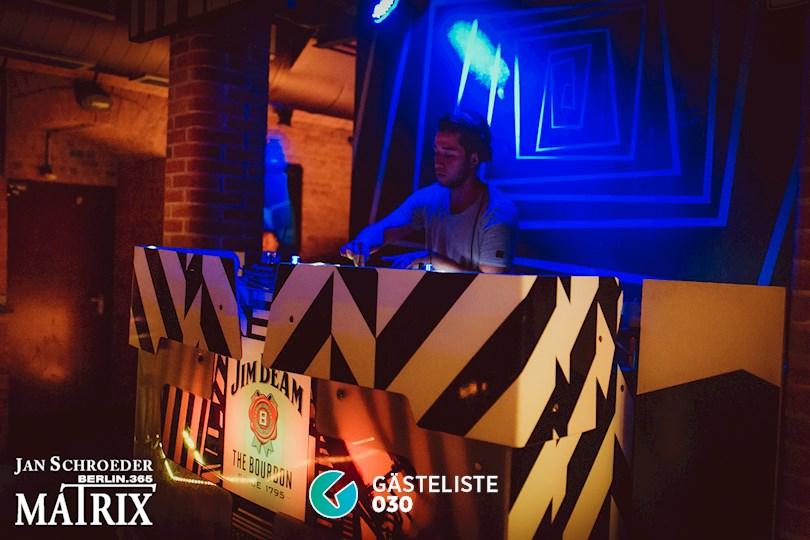 Partyfoto #122 Matrix Berlin vom 27.08.2016
