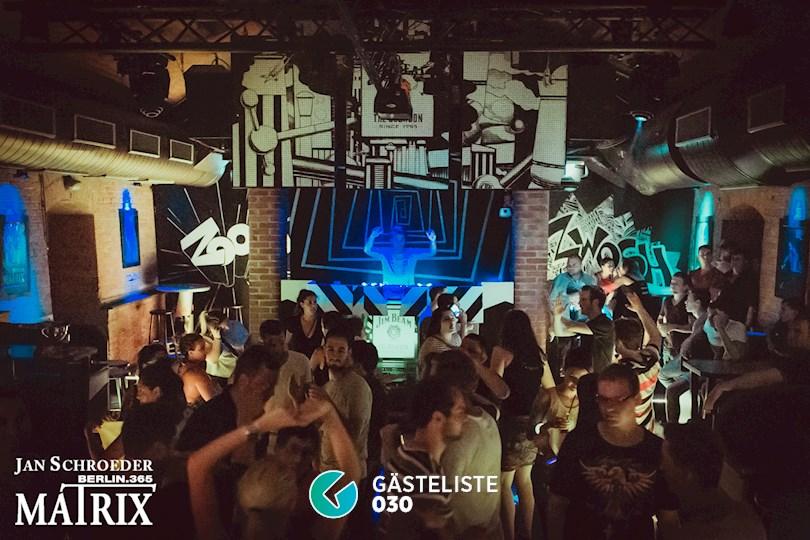 Partyfoto #184 Matrix Berlin vom 27.08.2016