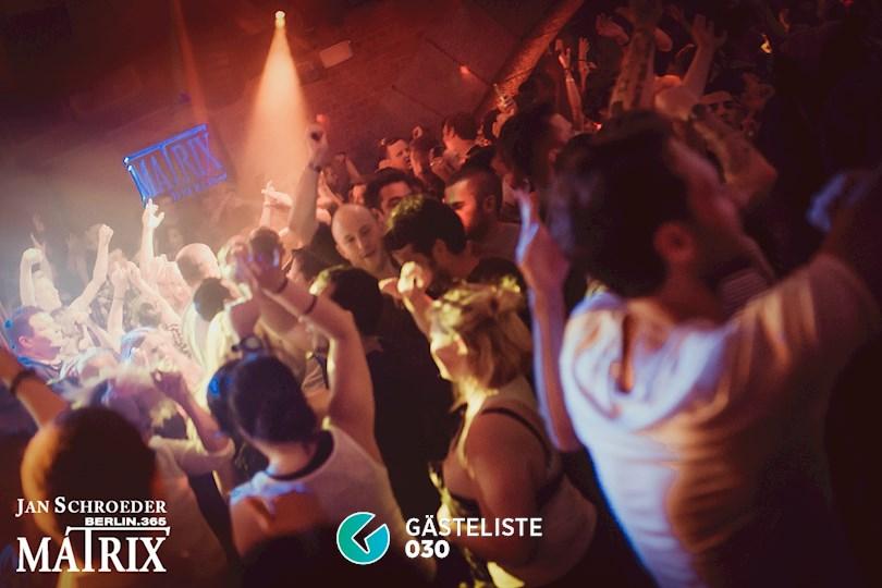 Partyfoto #142 Matrix Berlin vom 27.08.2016